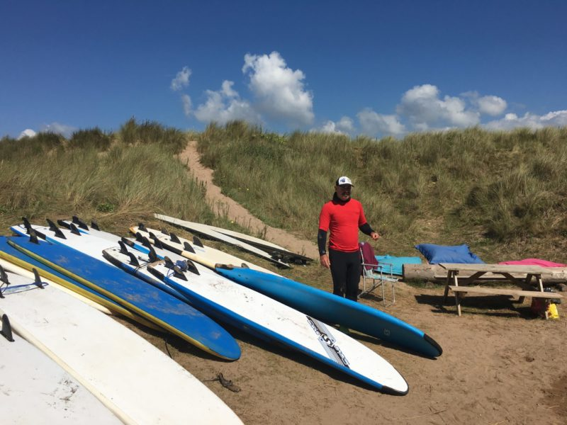Bantham Surf Hire