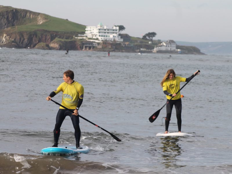 Stand Up Paddleboard Bantham