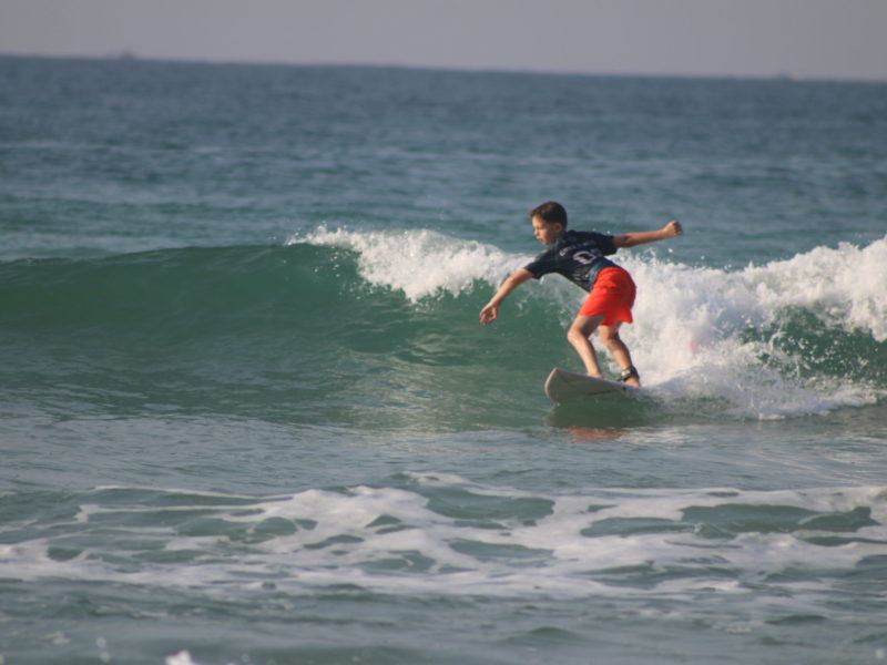 Surf Coaching Bantham