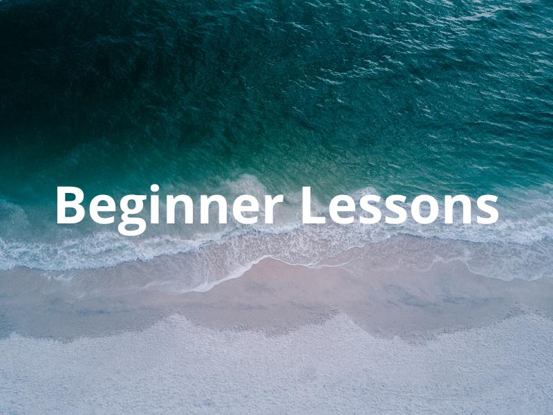 beginner lessons