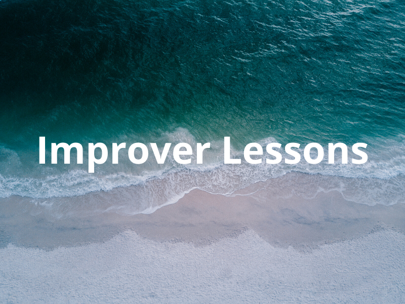 Improver lessons