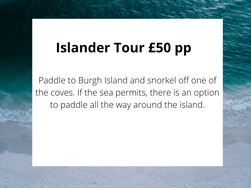 islander tour