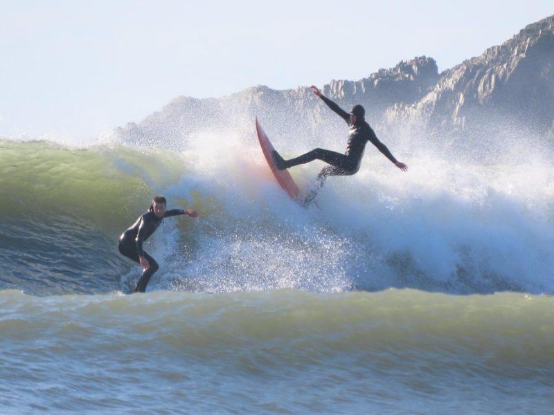 Surf Coaching Clinic