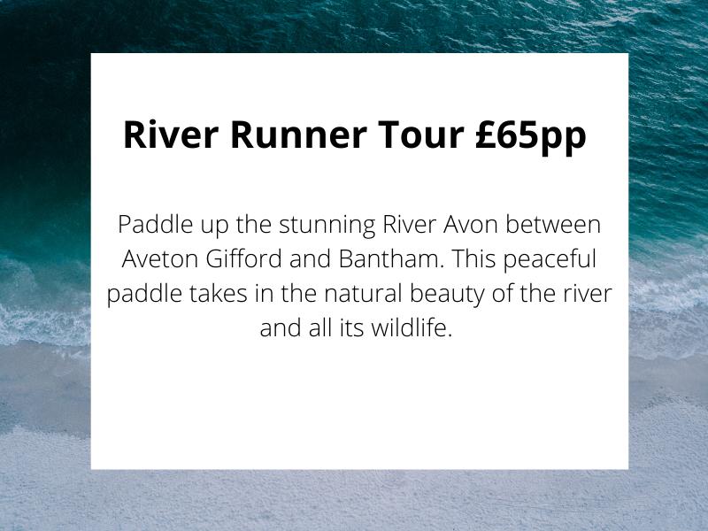 River Avon Paddle