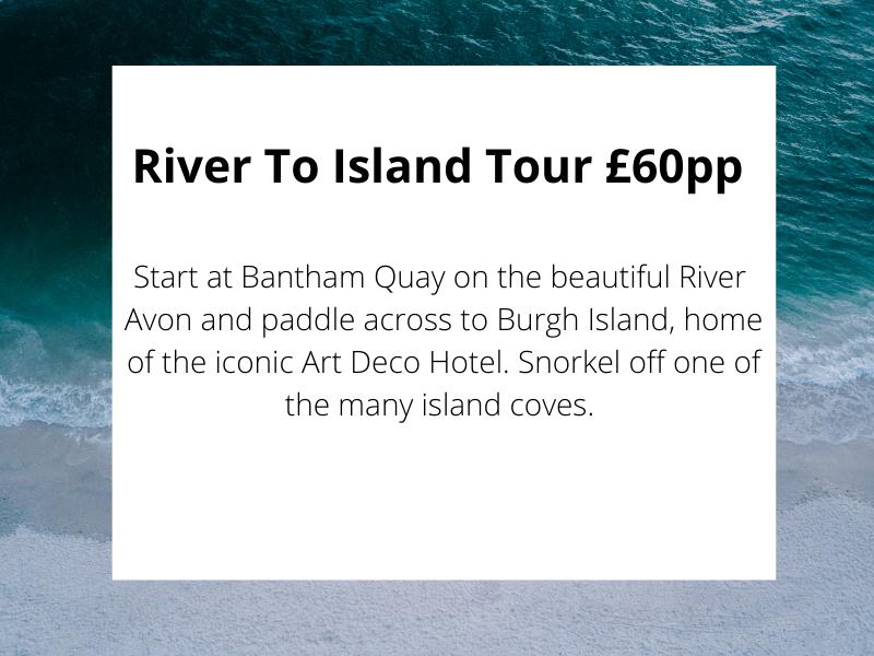 River to Island Tour